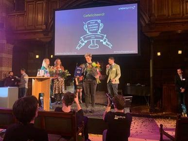 winnen ANS awards HBT